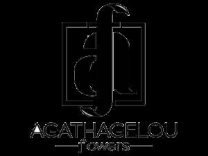 agathagelou flowers logo